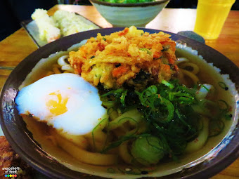 Snapshots of Food reviewed Mappen Japanese Noodle and Rice Bowl Bar
