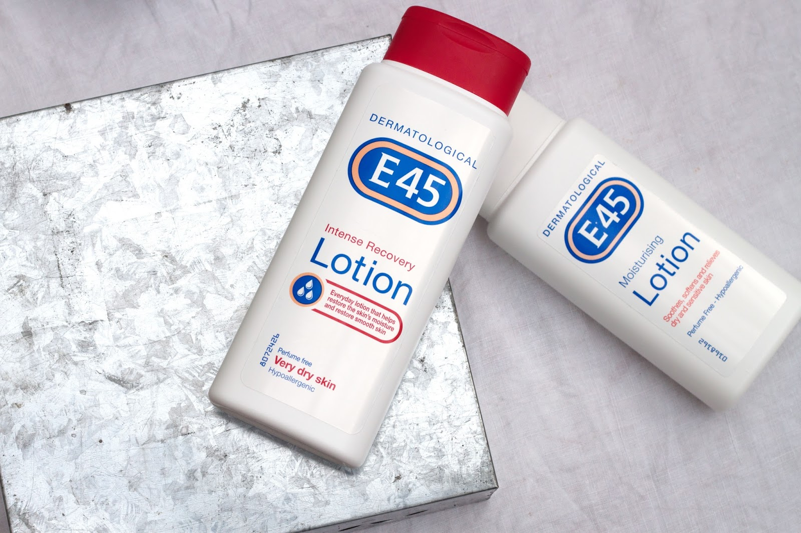BEAUTY : E45 LOTION REVIEW