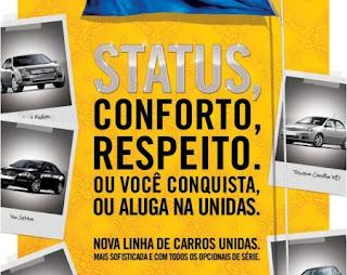 carro: símbolo de poder e status