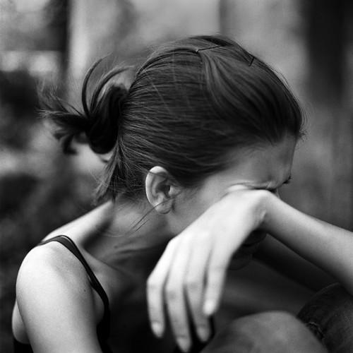 Sad Love Girl