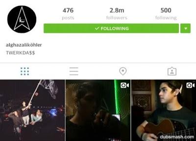 Akun Instagram Al Ghazali Indonesia Terpopuler 2015