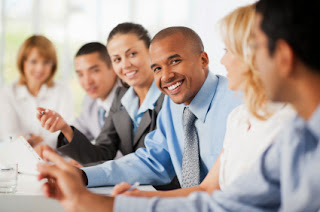 Generic Images - Business People Meeting