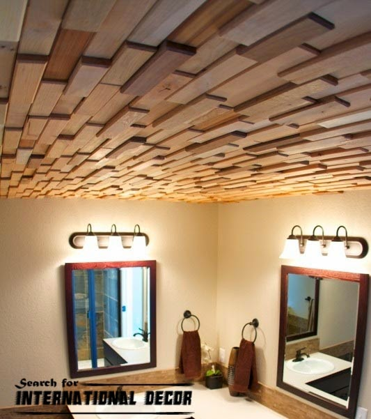decorative ceiling tiles with original designs and types. Black Bedroom Furniture Sets. Home Design Ideas