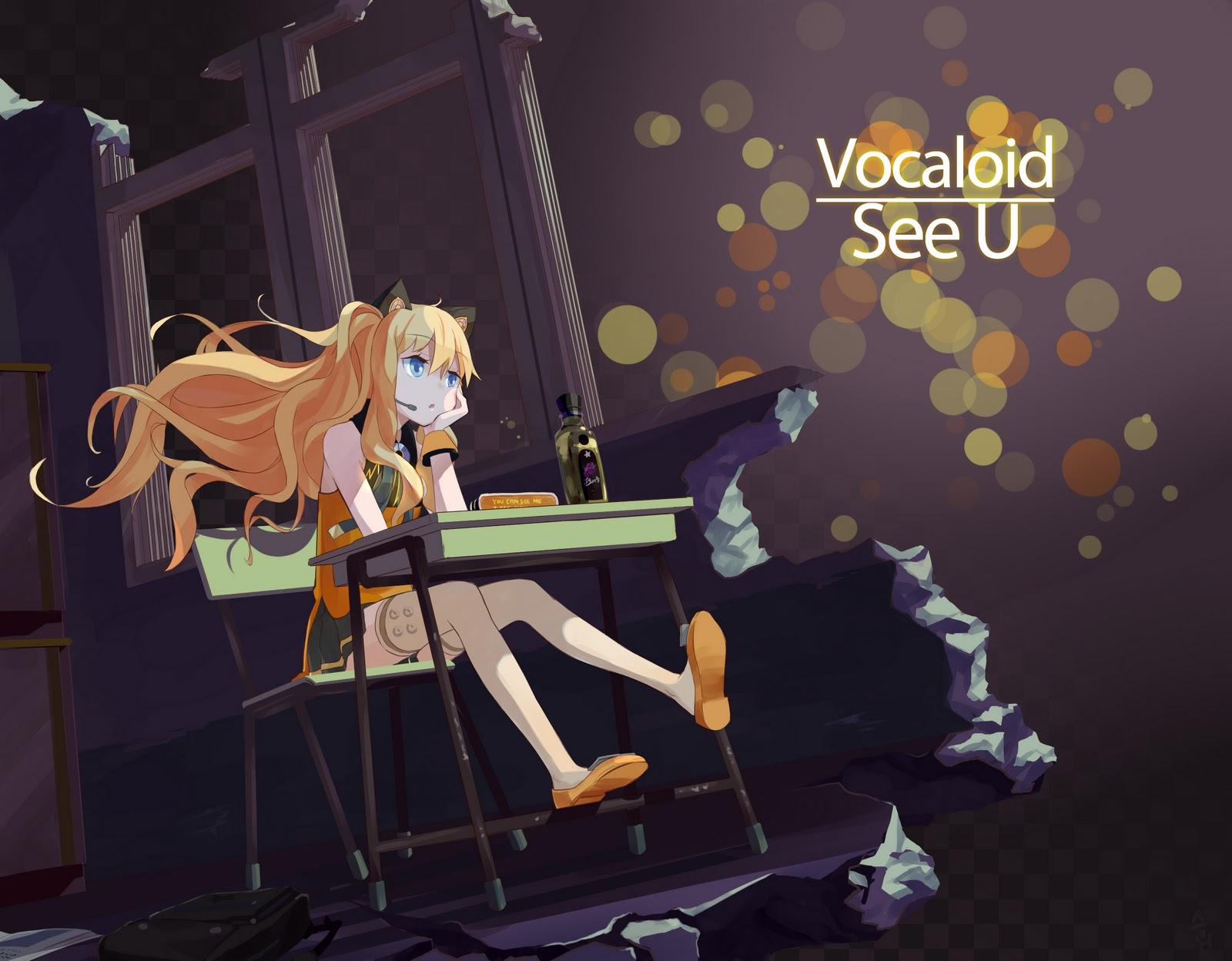 Secret After School [Secreto Despues de la Escuela] Konachan.com+-+117969+seeu+vocaloid+yunamul