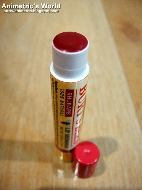 Burt's Bees Lip Shimmer Review
