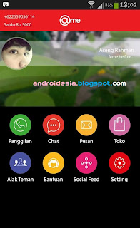 ATME - Aplikasi Telpon Gratis ke Seluruh Operator Indonesia