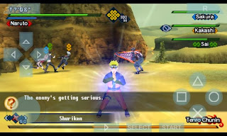 Download Free Game Naruto Shippuden Ultimate Ninja Impact.iso