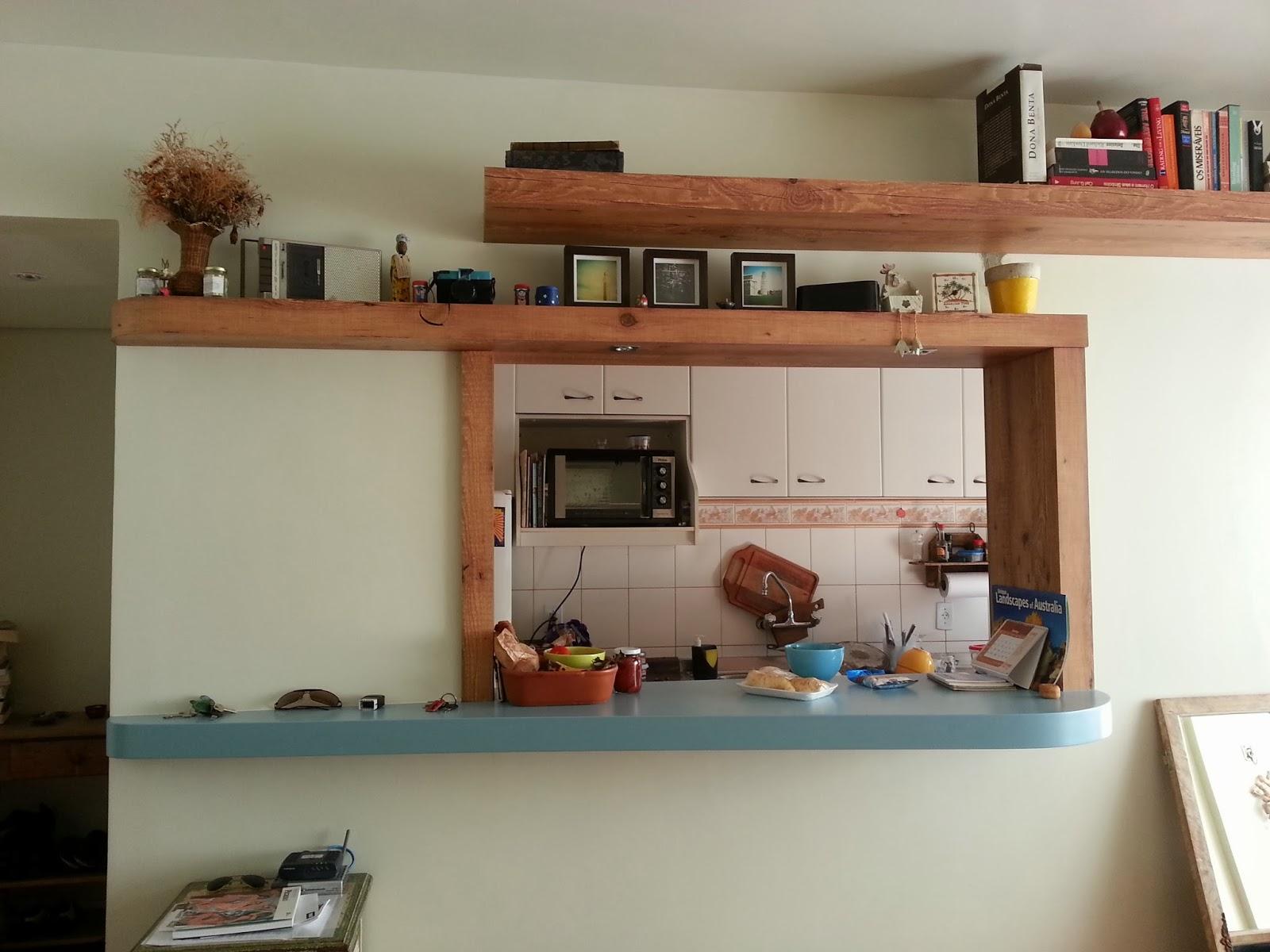 Cozinha americana reforma ~ ARQUITETANDO IDEIAS #925C39 1600 1200