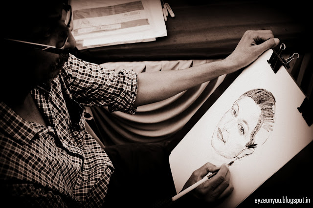 India Sketch Artist