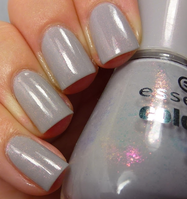 Grey-t To Be Here, Essence, swatch