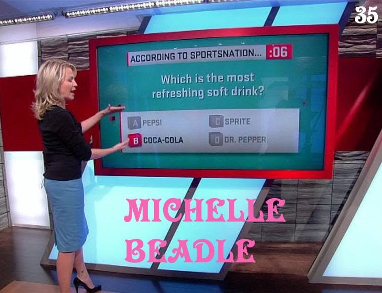 Michelle Beadle Heels The Daly Planet: ESPN ...