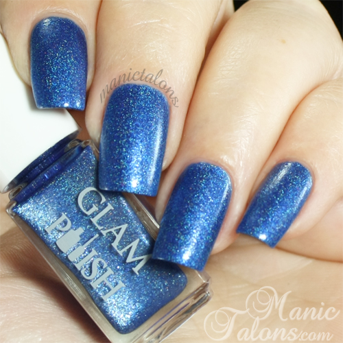 Glam Polish The Polar Express Swatch