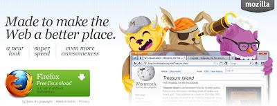Mengenal Fitur Baru Pada Firefox 8.0