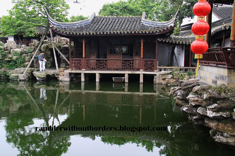 Suzhou Classical Garden, Suzhou, China
