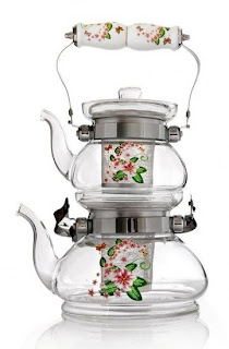 Cam Çaydanlıklar