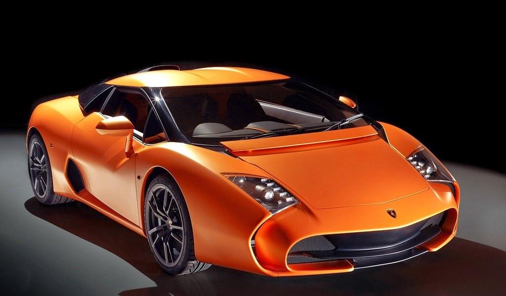 Lamborghini 595 Zagato - Concept Sport Car Design