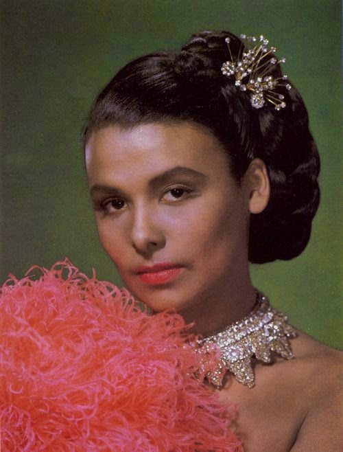 Lena Horne Elegance