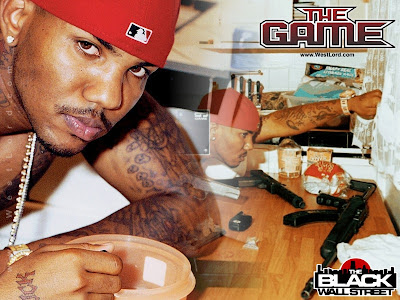 the game rapper wallpaper - gangsta wallpaper
