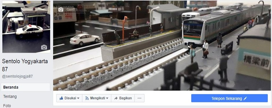 SENTOLO YOGYAKARTA 87 : LAYOUT KERETA API INDONESIA