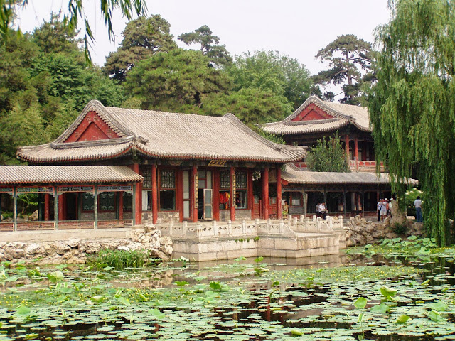 Imperial Gardens Beijing