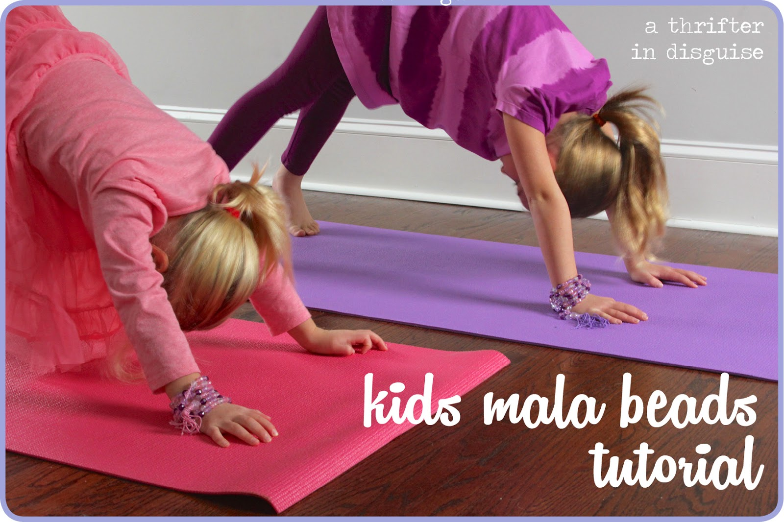 Mala beads for kids