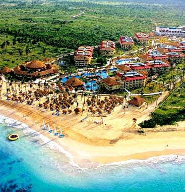 hoteles de Punta Cana