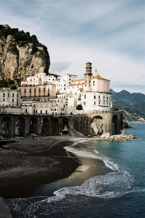 Amalfi Coast,Atrani,taly