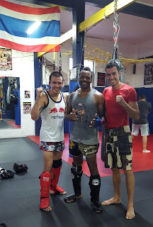 Pro Muay Thai Fighter