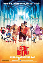 wreck-it ralph - the story of a regular guy just looking for a little wreck-ognition