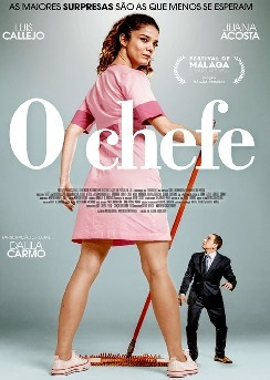 O Chefe Filmes Torrent Download capa