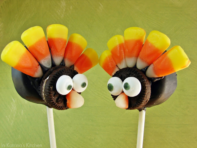 Hey Turkey! Pops @katrinaskitchen