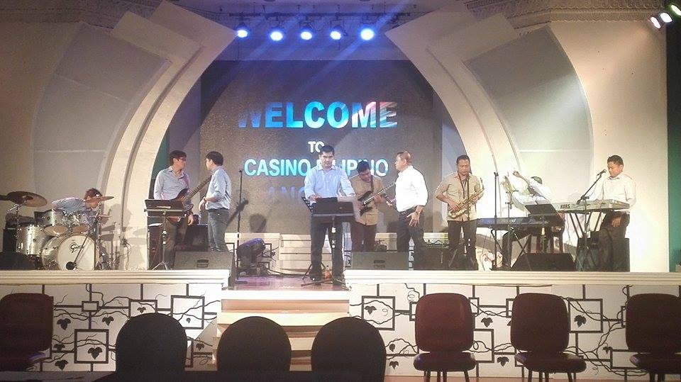 Filipino theme for a casino casino in las strip vegas