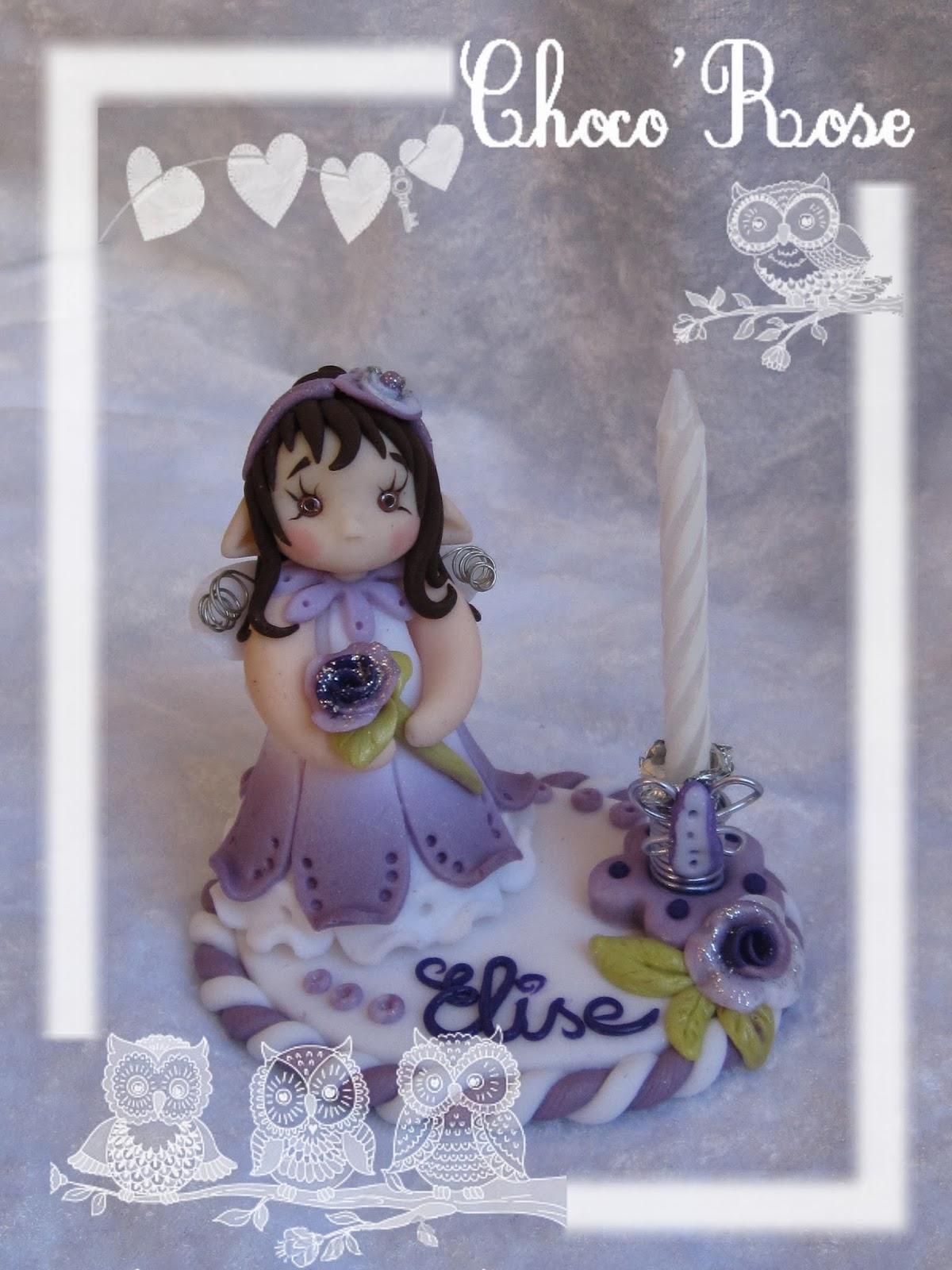 Choco Rose Joyeux Anniversaire Elise