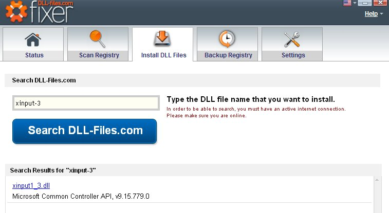 how to fix missing dll files manually