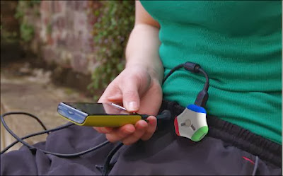 Cool and Innovative Wearable Rechargers (15) 6