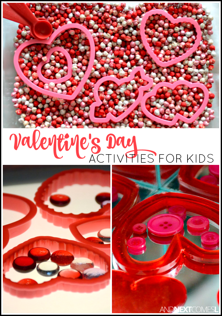 Valentine's Day Activities for Kids | And Next Comes L