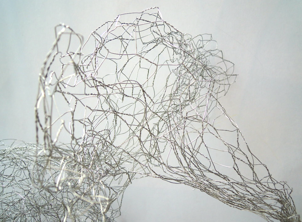 An Elephant a Day: Elephant No. 213: Chicken Wire