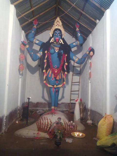 শ্রী শ্রী মা বল্লা কালি পূজা