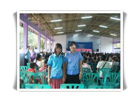 การประชุมผู้ปกครองนักเรียน