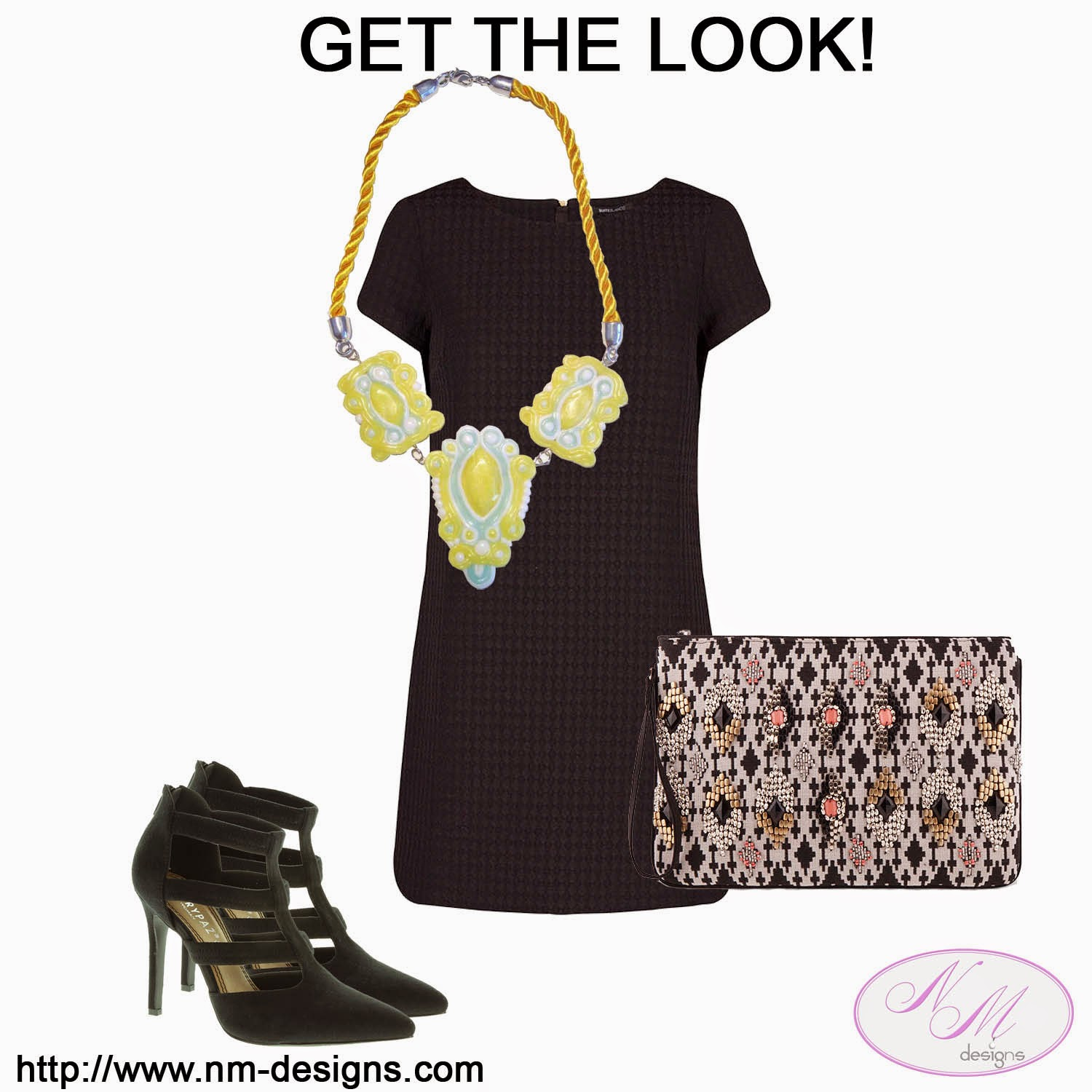 """GET THE LOOK"" from September 17, 2014"