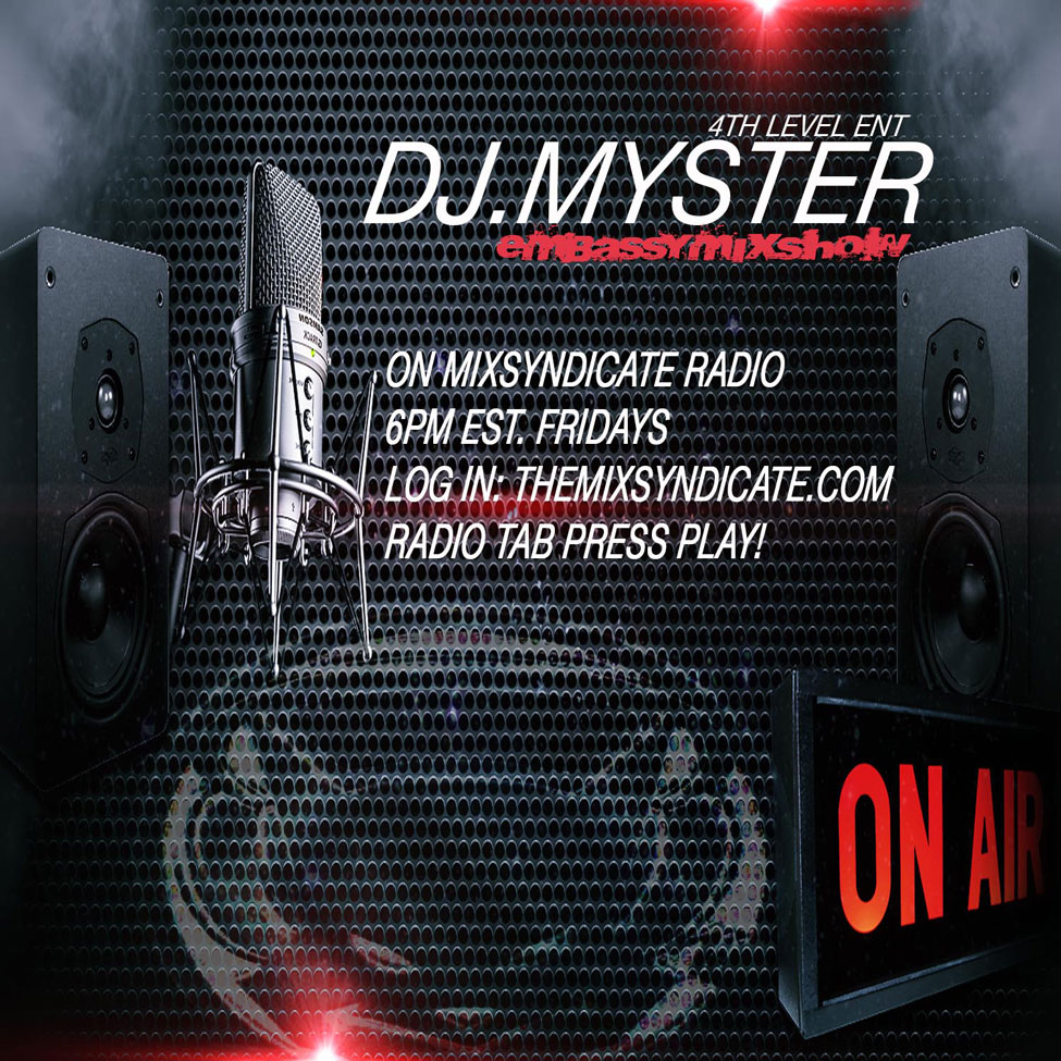 DJ.MYSTER 4TH LEVEL ENT.