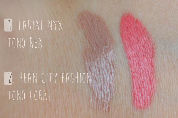 labial nyx rea hean city fashion coral