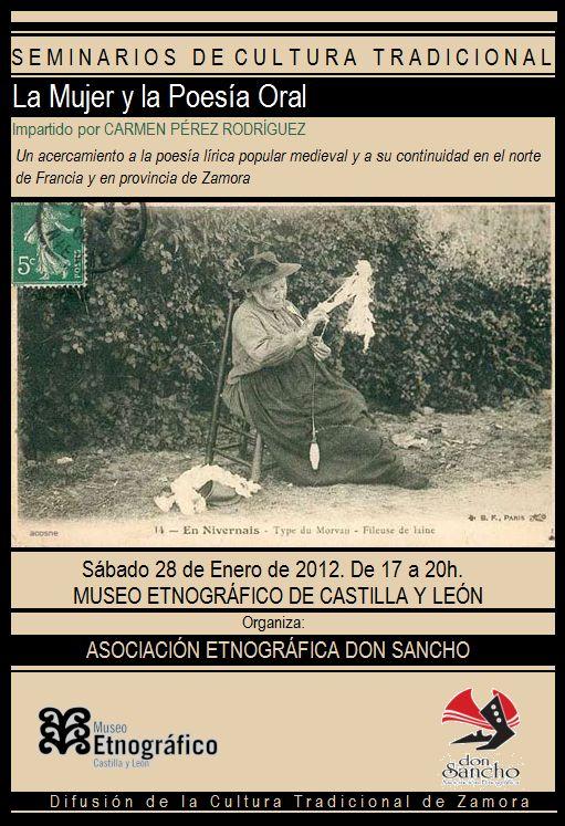 DON SANCHO. Difusión de la Cultura Tradicional de Zamora ... - photo#8