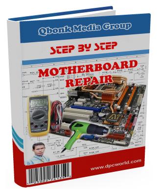 Cara Memperbaiki Motherboard Laptop dan Komputer Yang Rusak