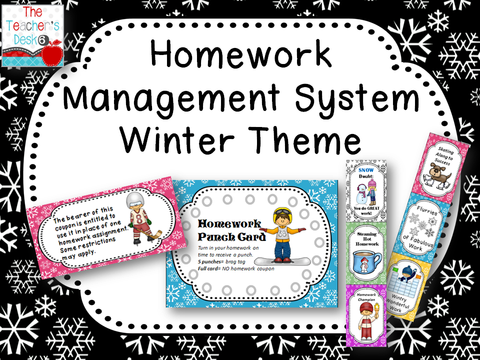 Homework management system