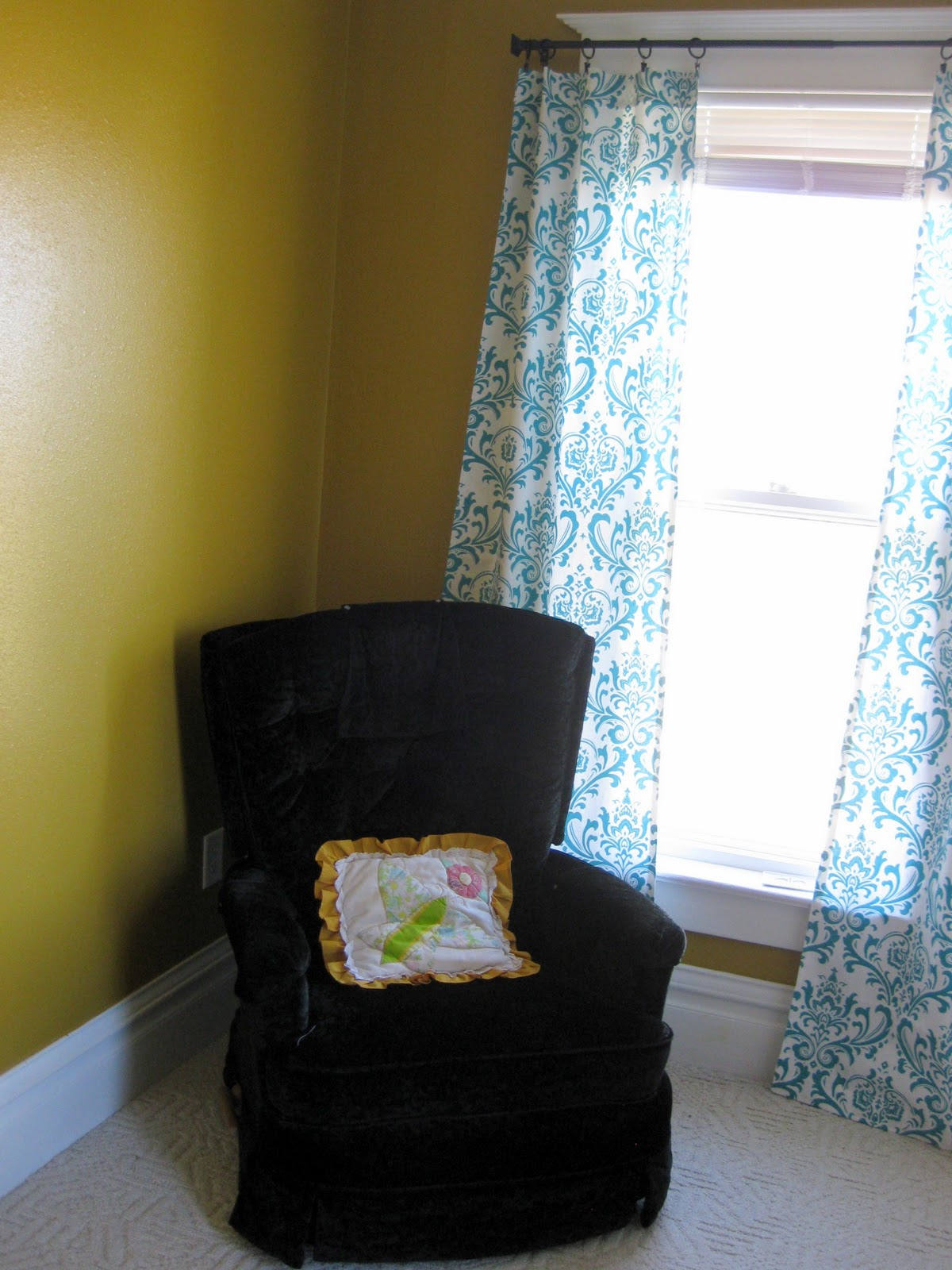 Nursery The Chair Situation