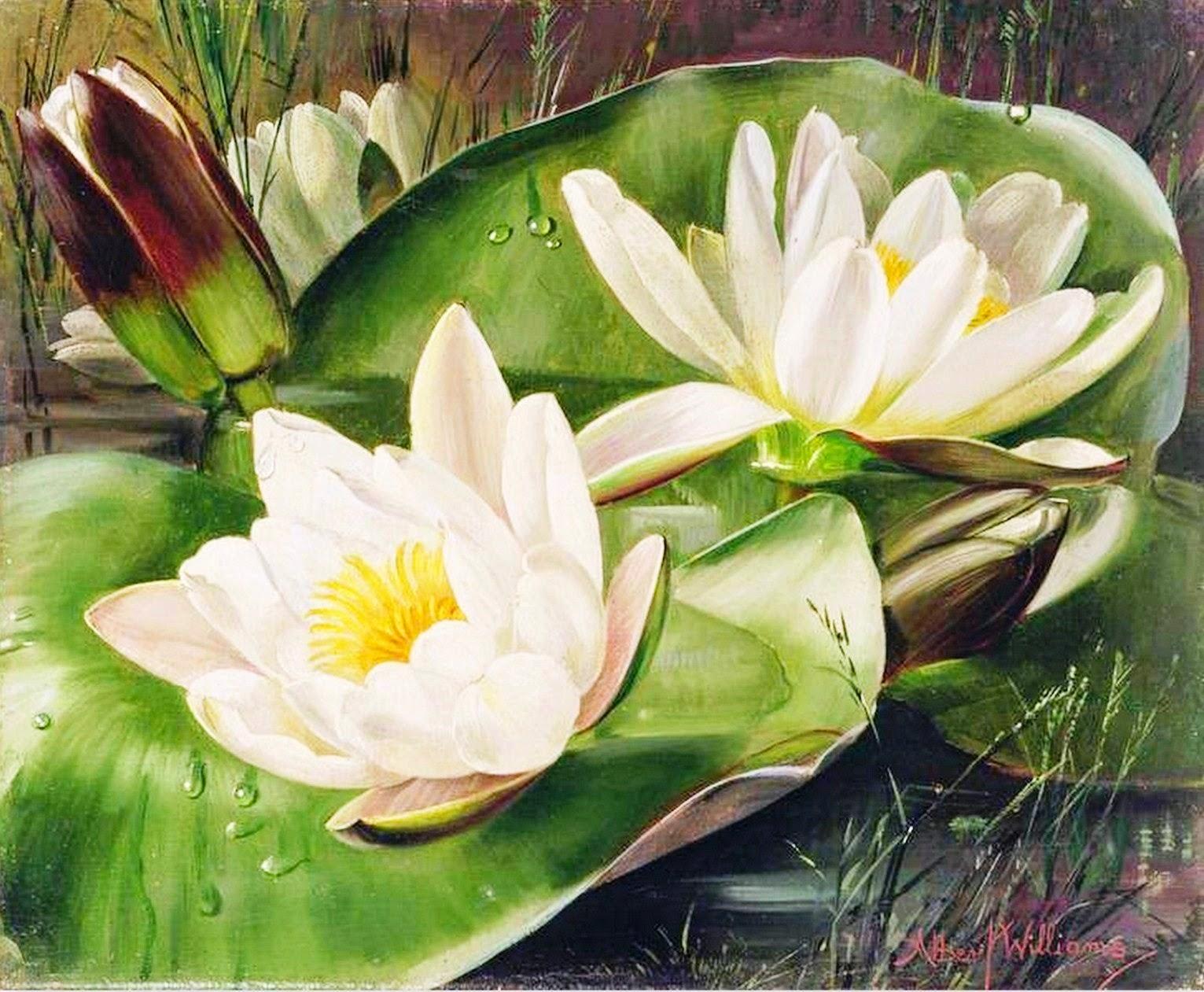 Pintura al oleo como pintar flores diy flowers painting for Cuadros pintados al oleo