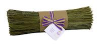 Organic Lavender Sticks from Pelindaba Lavender Farm