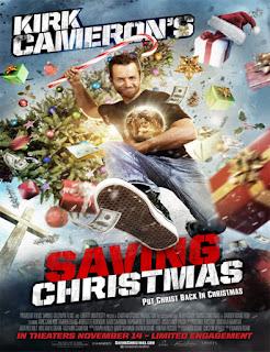 Saving Christmas (2014) [Vose]