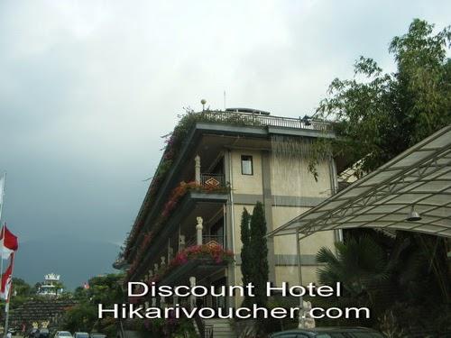 Seruni Puncak hotel